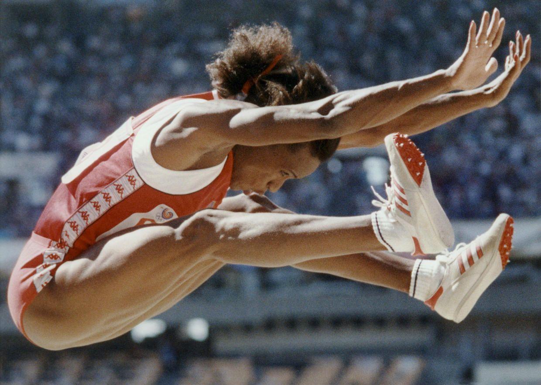 Greatest Female Athletes Of All Time Female Athletes Athlete Heptathlon