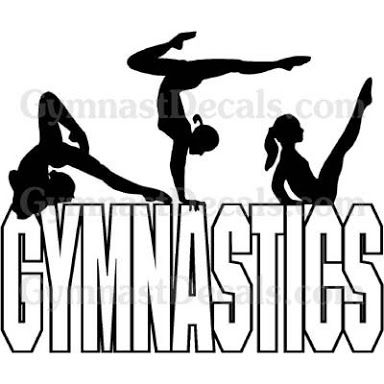 Gymnastic Coloring Pages