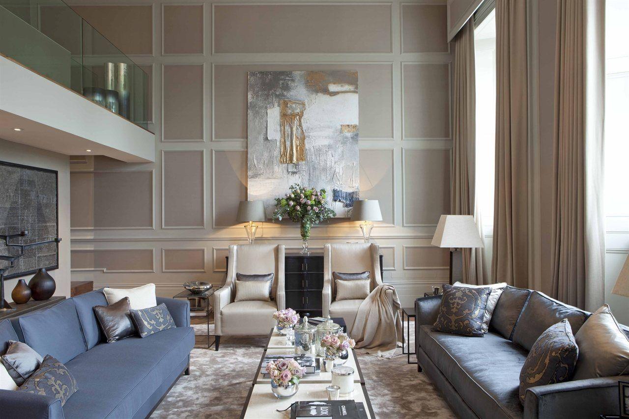 Designer Living Rooms Pleasing Lawson Robb  Architecture And Interior Design#living Room Decorating Design