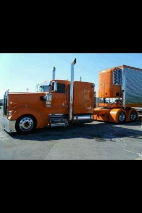 Cool custom truck