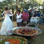 Western Wedding Paella