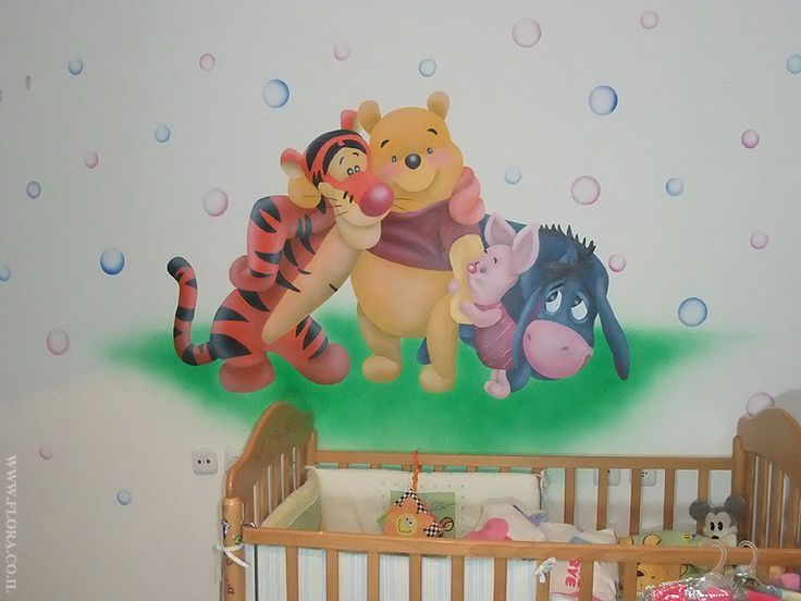 winni the pooh baby rooms   KIDS ROOMS  WinniethePooh Tiger Piglet and Ee winni the pooh baby rooms   KIDS ROOMS  WinniethePooh Tiger Piglet and Ee