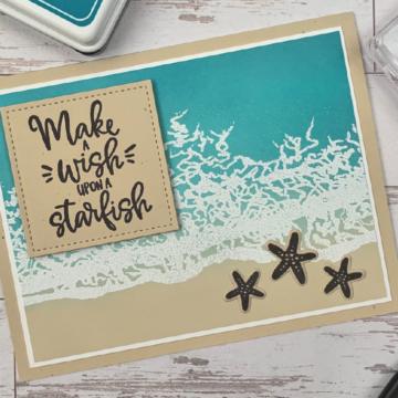 Ocean-Minded Card Kit - Gina K Designs