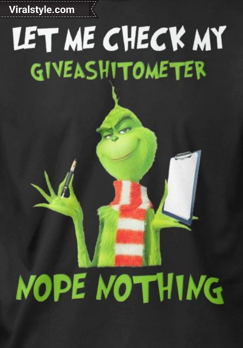 Funny quotes sarcasm by Kathy Millwood on The Grinch ...