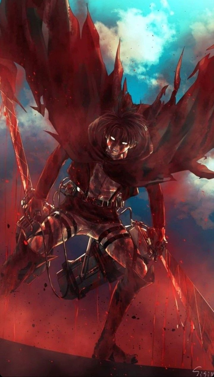 Pin by Killu 7 on attack on titan in 2020 Attack on