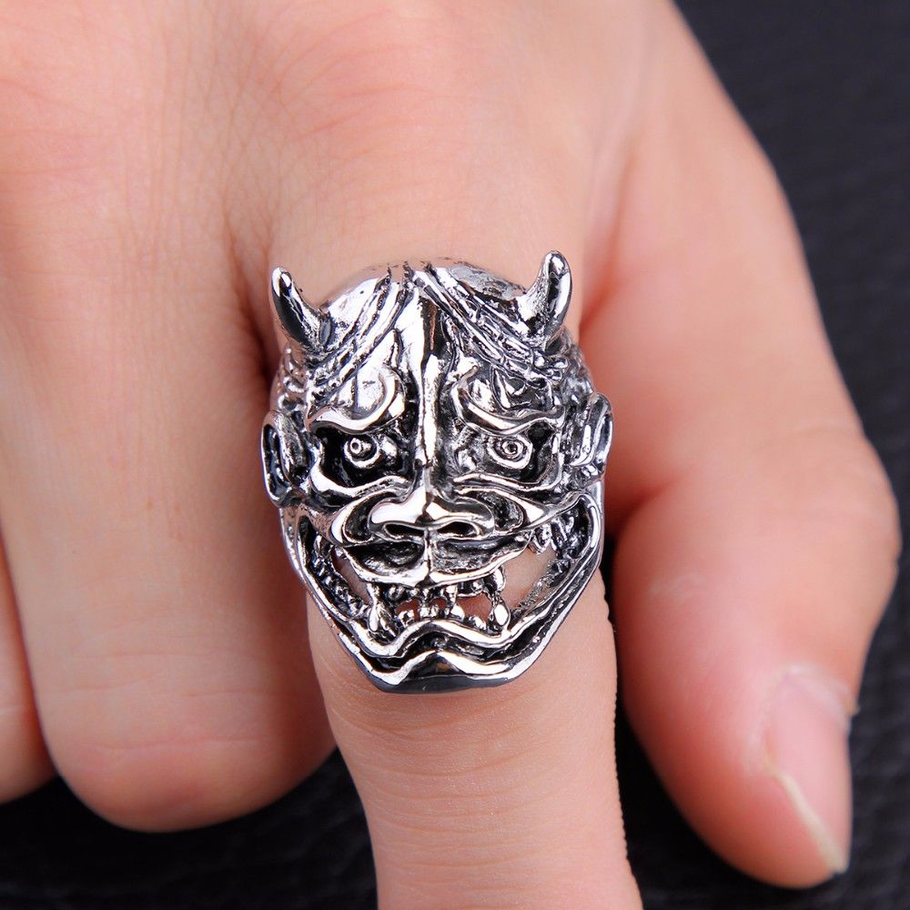325 best Gothic Rings images on Pinterest | Gothic rings, Men rings ...