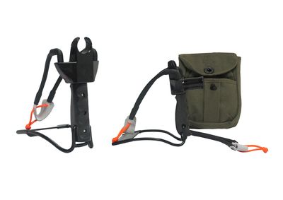 Deluxe Pathfinder Pocket Hunter Kit,survival slingshot,slingbow,sling bow