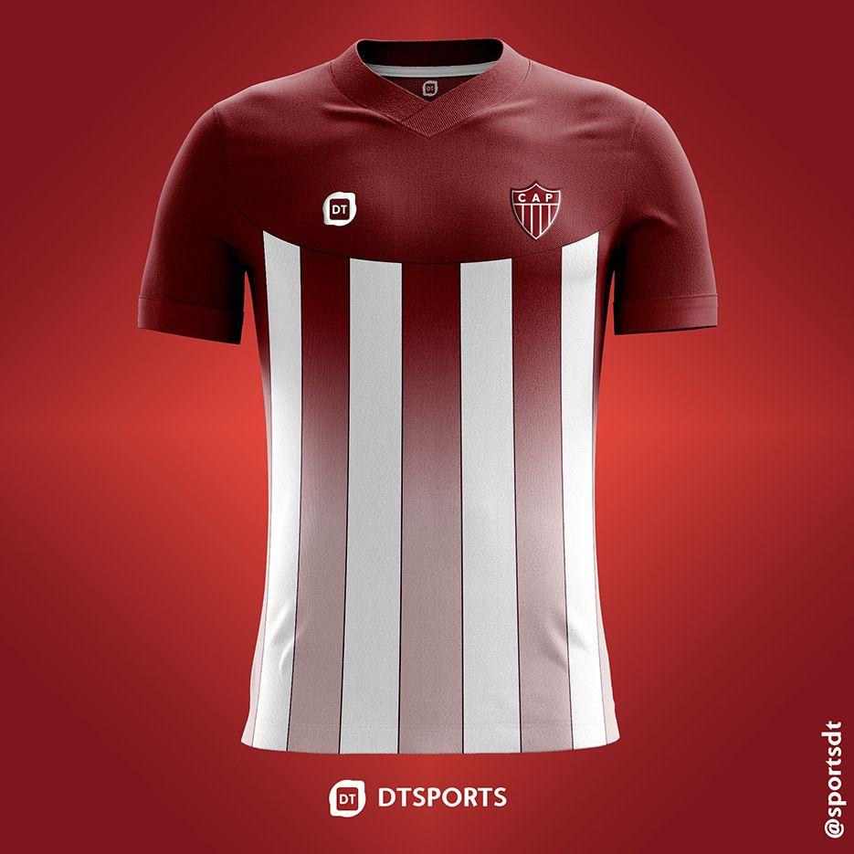 dfb1a226d Clube Atlético Patrocinense de Patrocínio-MG Camisetas De Futebol