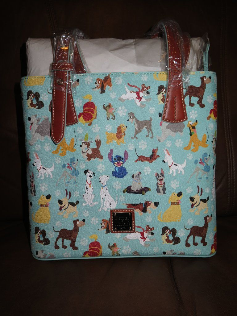 b9f26ae055ee You Can Still Get A Disney Dog Dooney And Bourke Bag Delivered In Time For  Christmas!