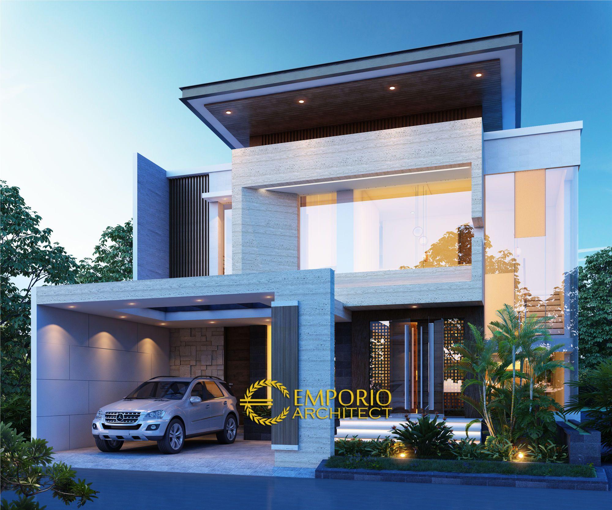 Jasa Arsitek Solo Surakarta Jawa Tengah Desain Rumah Bapak