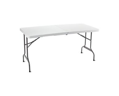 Easy Home 5 Folding Table Aldi Us In 2020 Folding Table Aldi