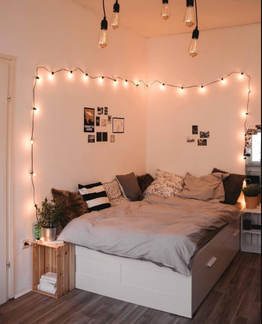 6 Cara mengubah kamar menjadi lebih estetik dan
