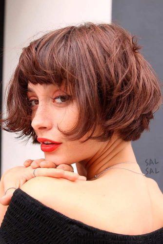 28 Adorable Short Layered Haircuts For The Summer