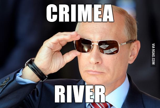 You don't like that I invaded Ukraine?