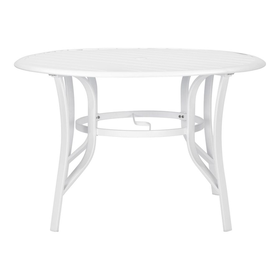 roth truxton round outdoor dining table