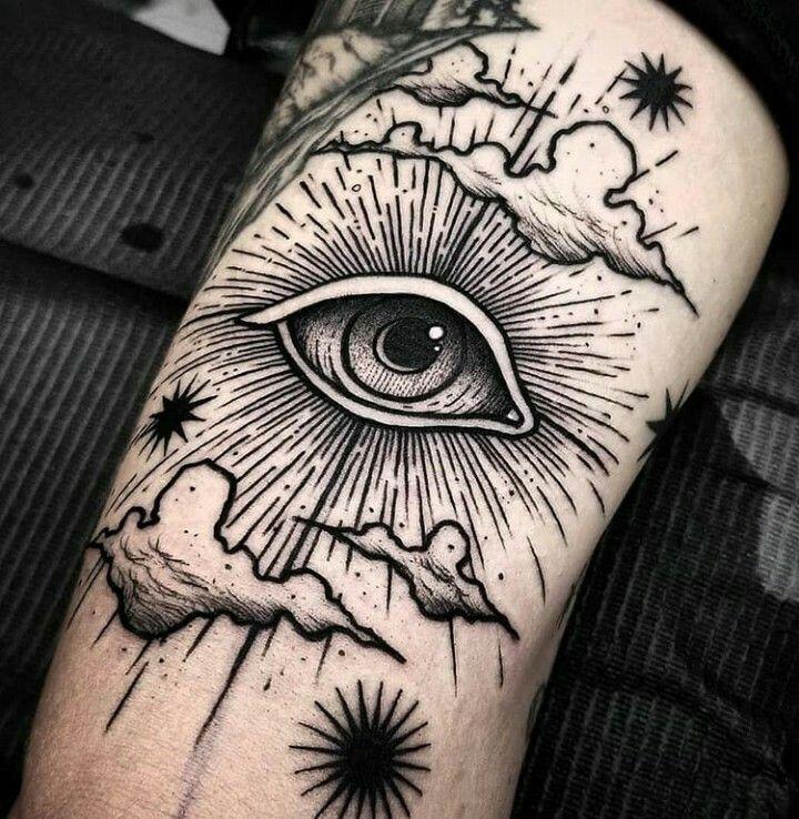 For A. Tattoos. Tattoos, Beautiful tattoos, Cloud tattoo