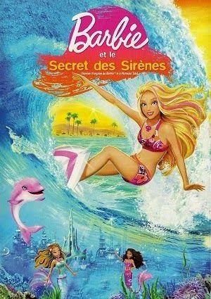Barbie Et Le Secret Des Sirenes 1 Pour Les Petites Filles Barbie Film De Barbie Dessin Anime Barbie