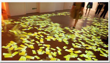 interactive floor projection – gurus floor