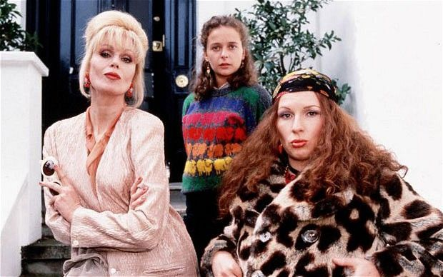 They Are Absolutely Fabulous Ab Fab Absolutely Fabulous