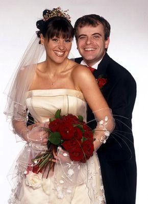 Coronation Street Steve Mcdonald And Karen