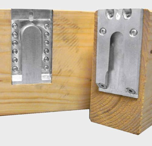 Connector For Wooden Structures Pf601113 Rotho Blaas Timber