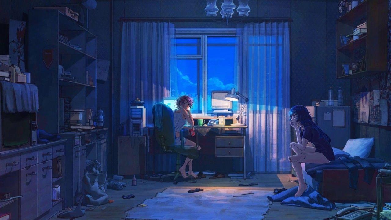 I Haveto Draw Something Like This Anime Scenery Scenery Wallpaper Anime Scenery Wallpaper