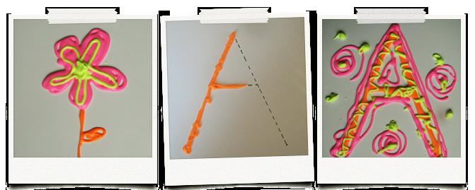 bricolage pour enfant recette de peinture bouffie gouache colle blanche ou transparente. Black Bedroom Furniture Sets. Home Design Ideas