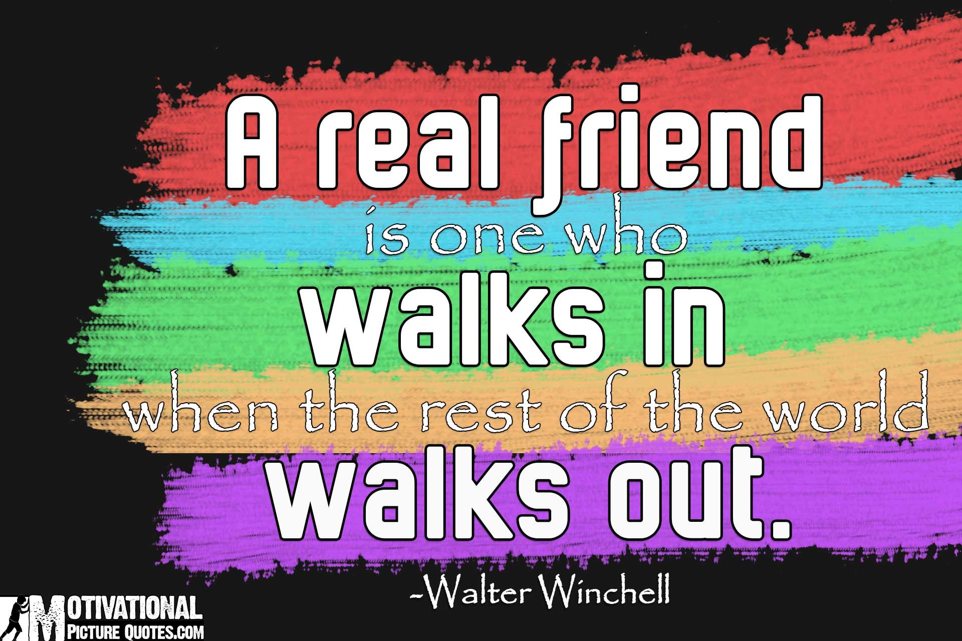 Inspirational Quote About Friendship Inspiring Friendship Quotes With Images  Friendship Quotes Images