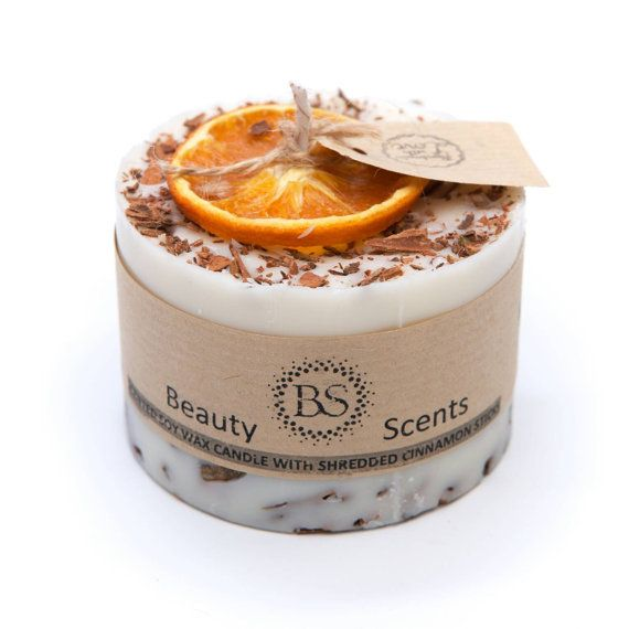 Beauty Scents Handmade scented soy wax candle with by BSents