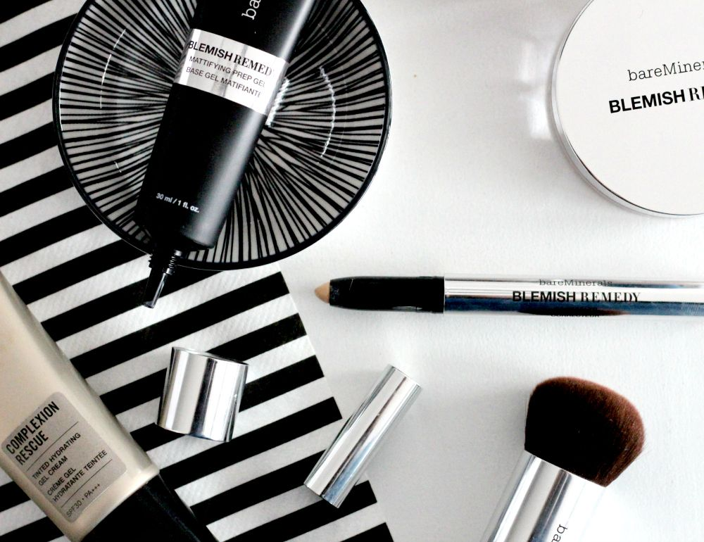 bareMinerals Blemish Remedy Review