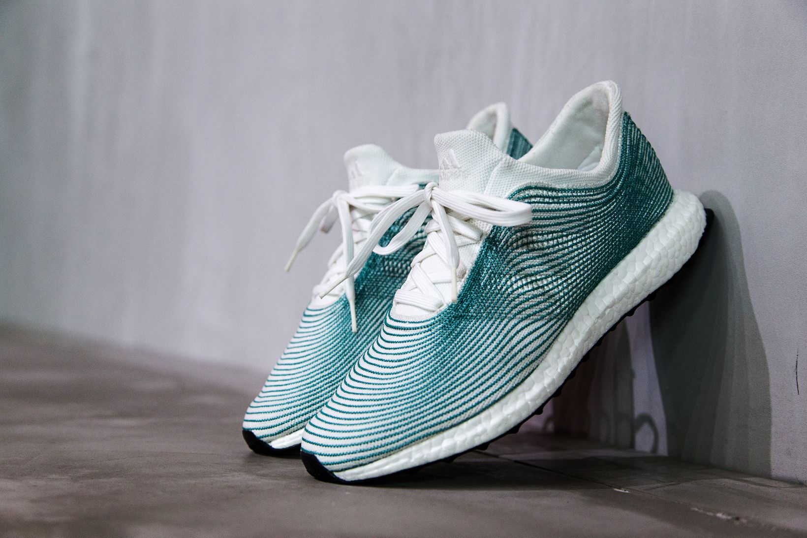ba68672c10985 A Closer Look at the Parley x adidas Collaboration for World Oceans Day