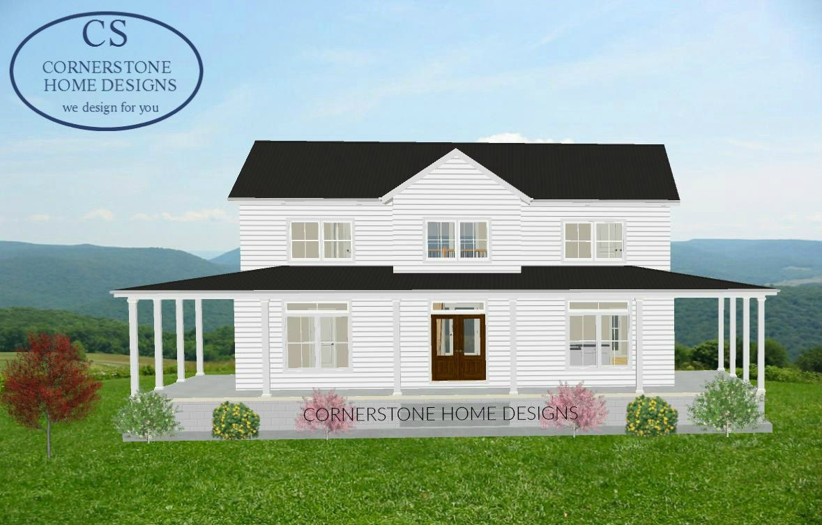 We are Cornerstone Home Designs. We Design for you. Designing House ...