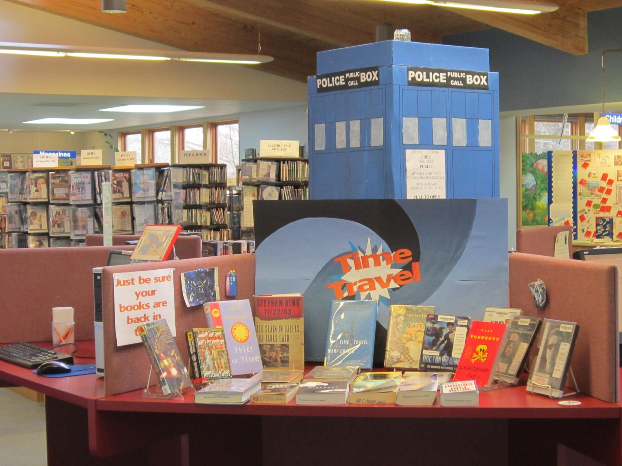 Index of library images illusions best - 464 Best Bulletin Boards And Library Displays Images On Pinterest Library Ideas Library Bulletin Boards And Library Books