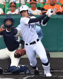 Photo of 第91回選抜高校野球:決勝戦 東邦 vs 習志野[写真特集5/29] – 毎日新聞