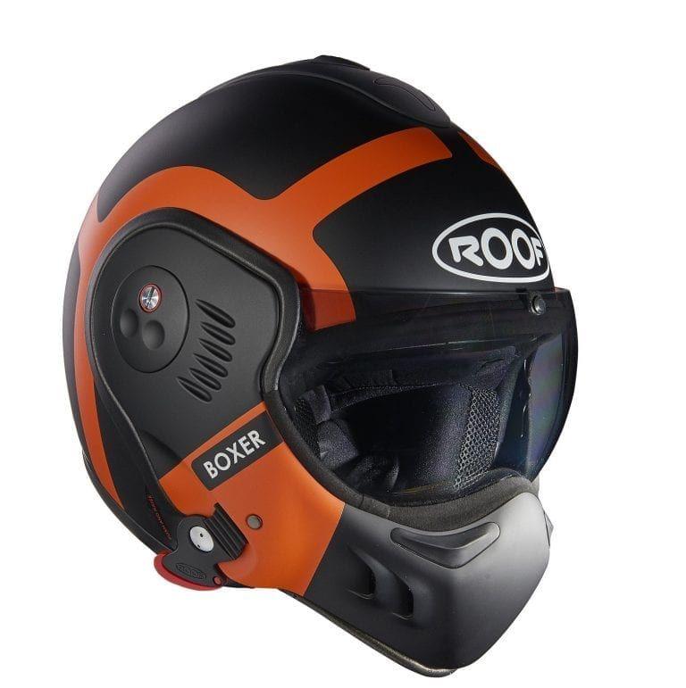 Roof Boxer Helmet Review Helmet Motorbike Helmet Boxer