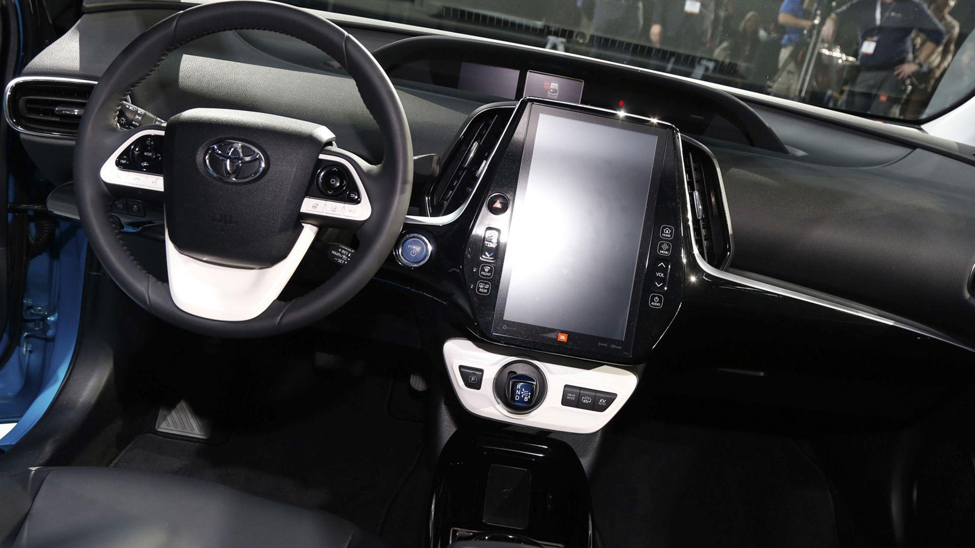 new 2019 toyota prius prime interior design | toyota car prices list