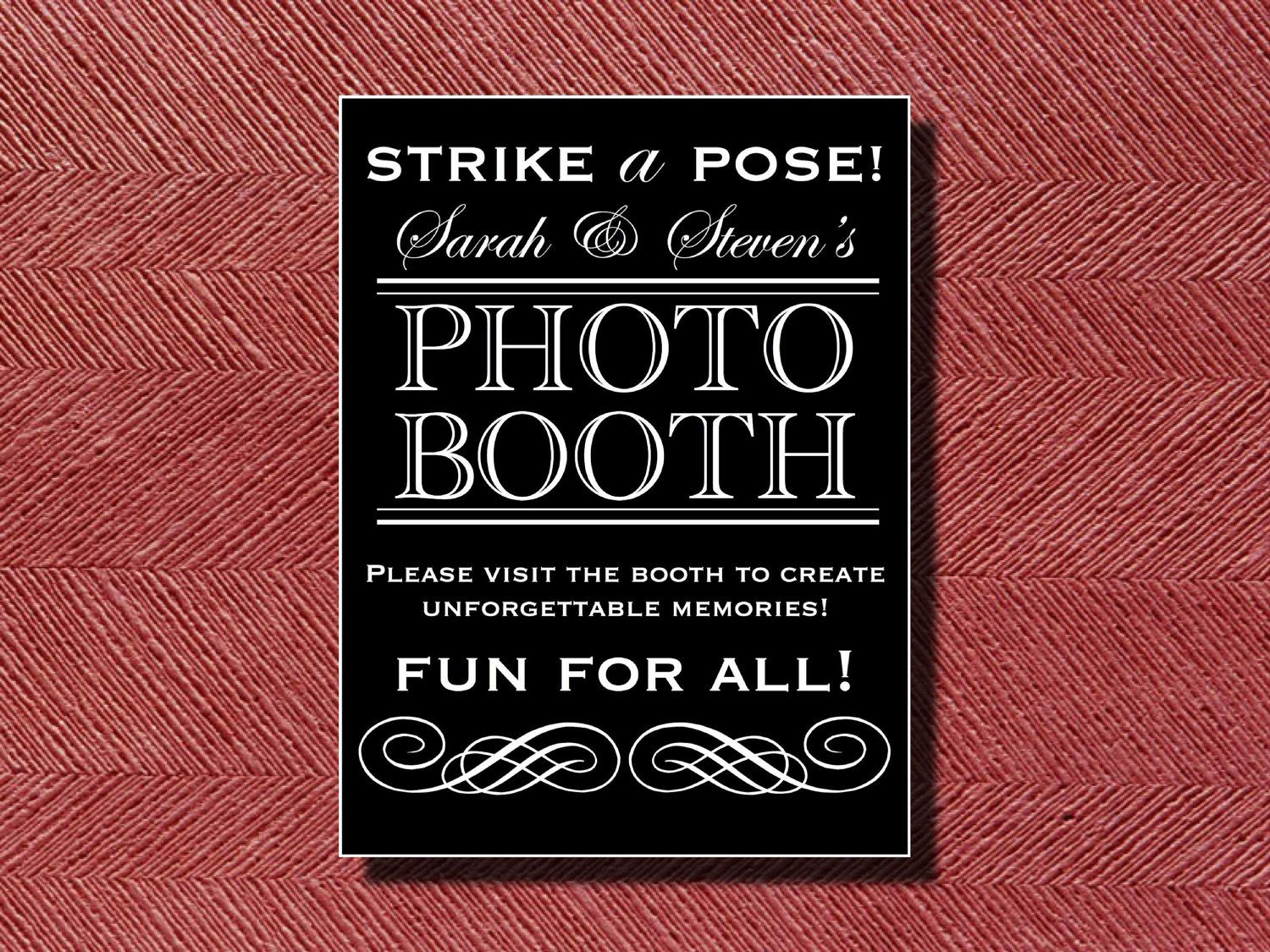 photo booth | Photobooth | Pinterest | Photo booth, Word fonts and ...
