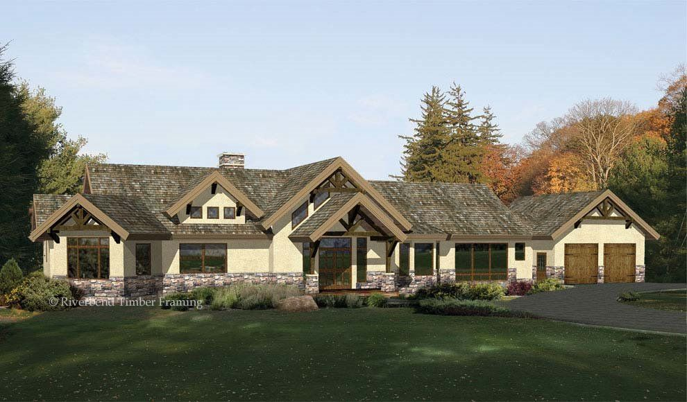 Pin By Cindy Kerr On Ranchfront With Images Cottage House Exterior Barn Style House Timber Frame Homes