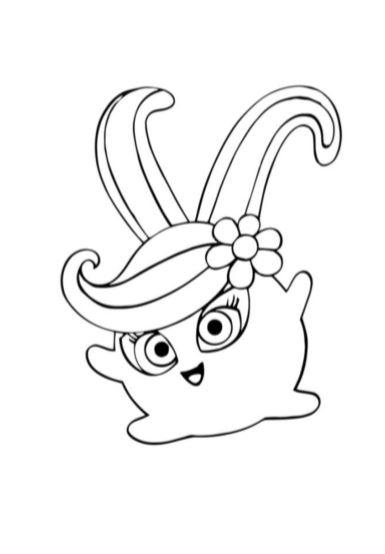 Disegni Da Colorare Dei Sunny Bunnies Coniglietti Bunny Drawing Art Class Cartoon