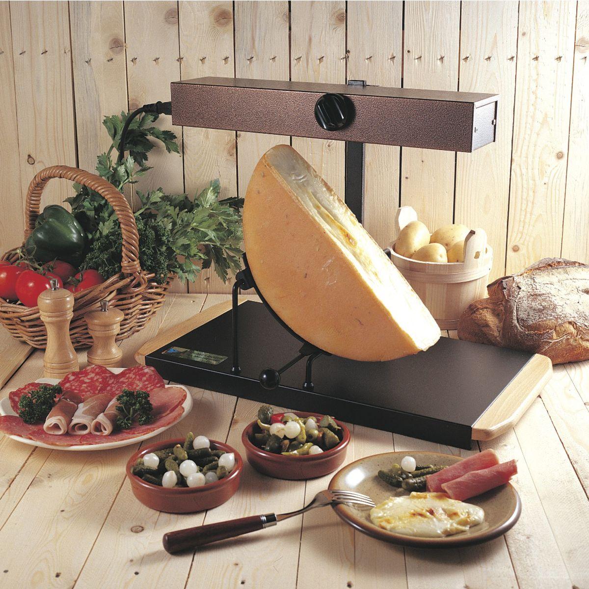 Bron Coucke RACL01 Appareil /à Raclette Alpage
