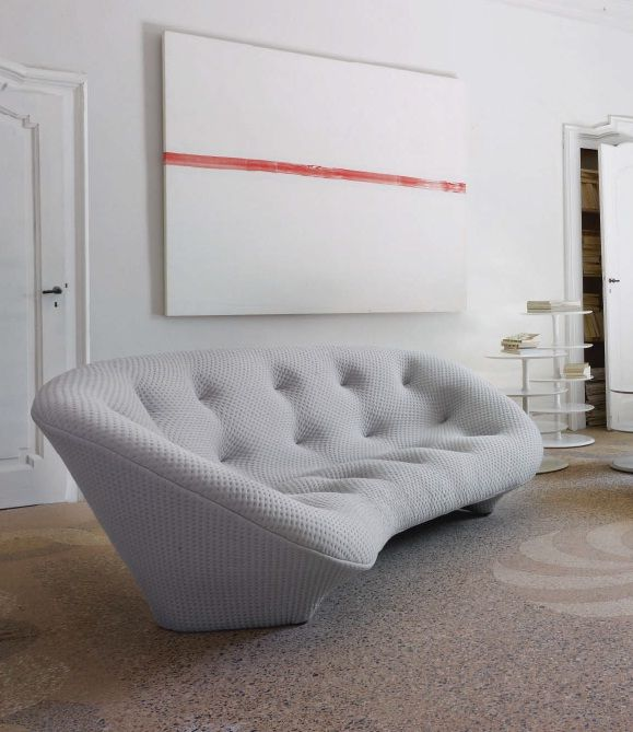 dare to be different with ploum sofa by ligne roset art. Black Bedroom Furniture Sets. Home Design Ideas