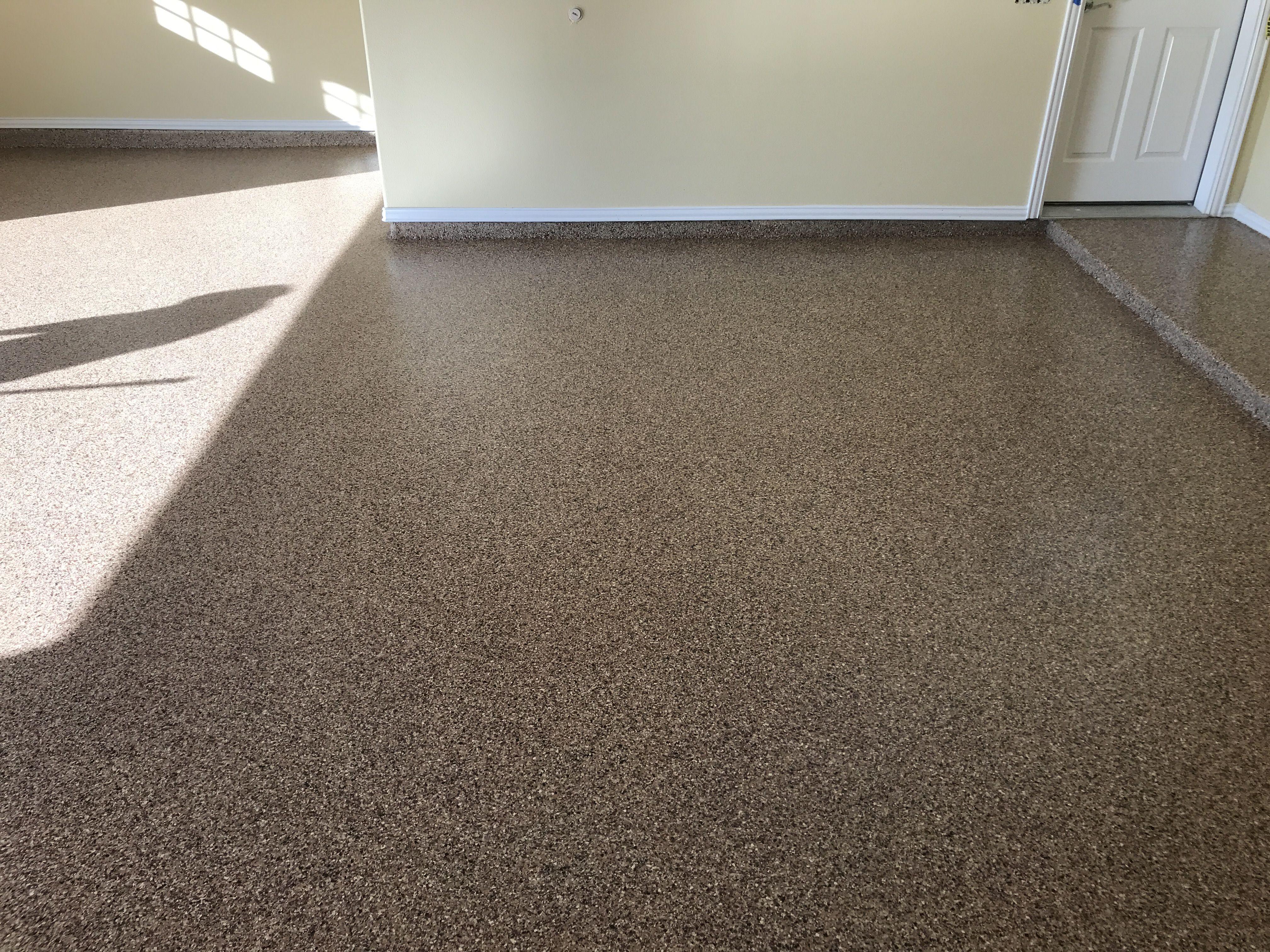 Commercial Garage 6009 Epoxy Base 5500 Polyaspartic Topcoat Floor Coating System In 2020 Epoxy Floor Epoxy Floor Coating Industrial Floor Paint