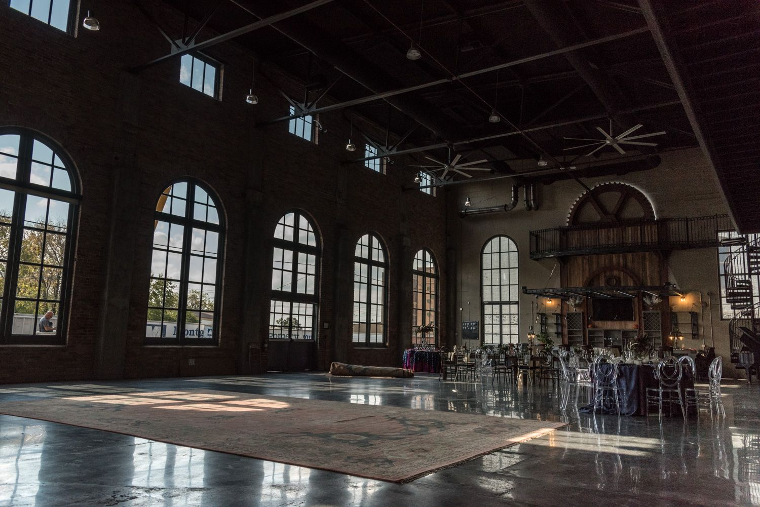 Dayton S Newest Historic Wedding Reception Venue Is The Steam Plant Dayton Ohio Cincinnati Wedding Venues Ohio Wedding Venues Cincinnati Wedding Photographers