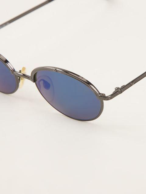 4f91c5a16df4b Moschino Vintage Round Frame Sunglasses - A.n.g.e.l.o Vintage - Farfetch.com