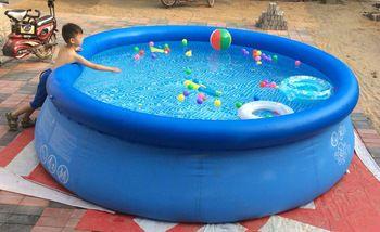 Kids Mother Inflatable Swimming Pool Pool Water Fun