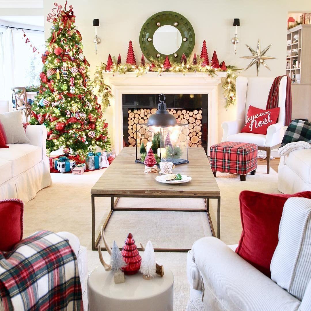 Alana Coffee Table Christmas Living Rooms Living Room Ideas For Christmas Christmas Decorations Living Room
