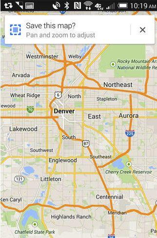 Google Maps Offline: Tuesday's Tip   Sassy Jane Genealogy Blog