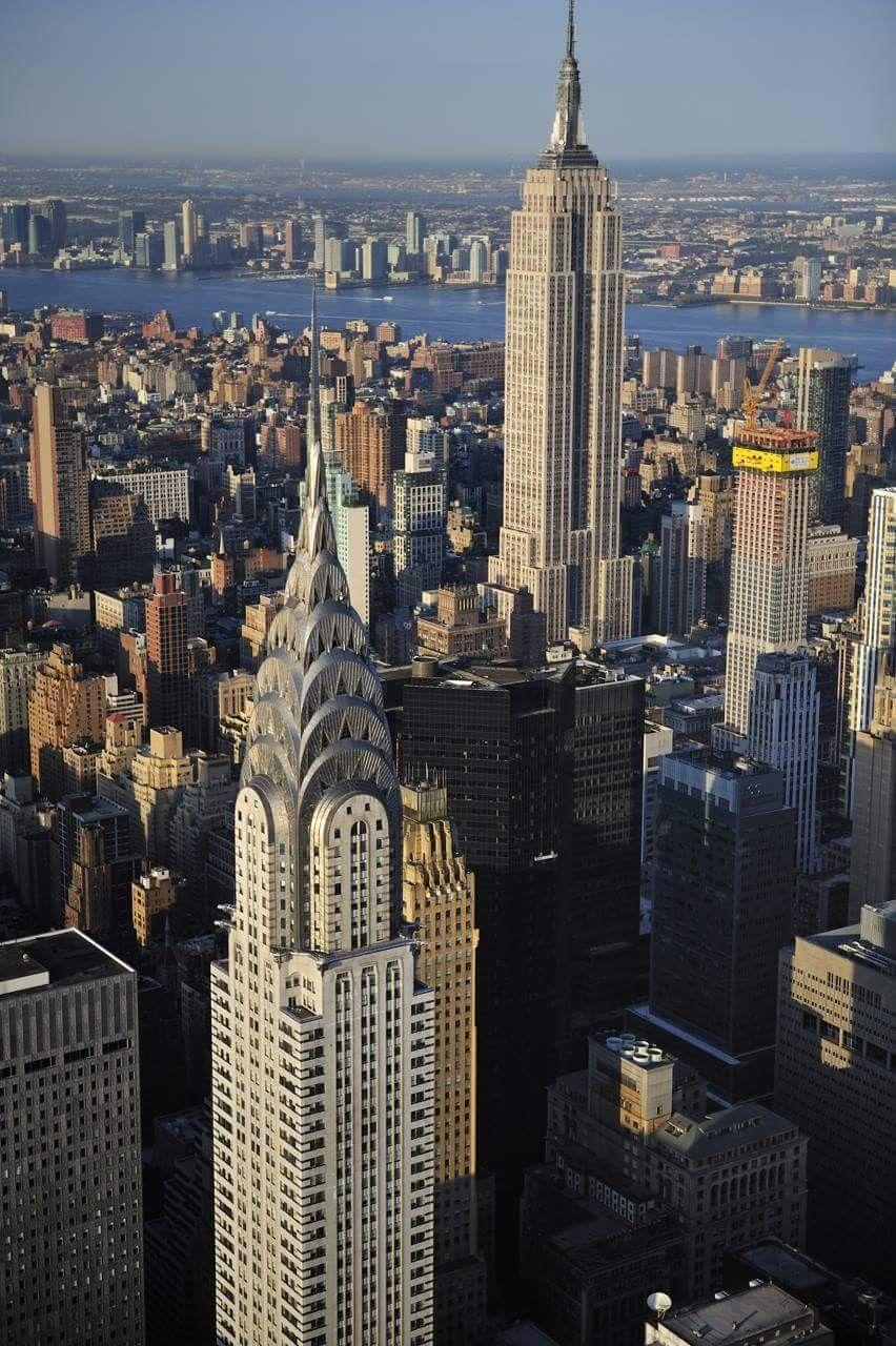 Pin By Jamiella Clark On New York Chrysler Building New York