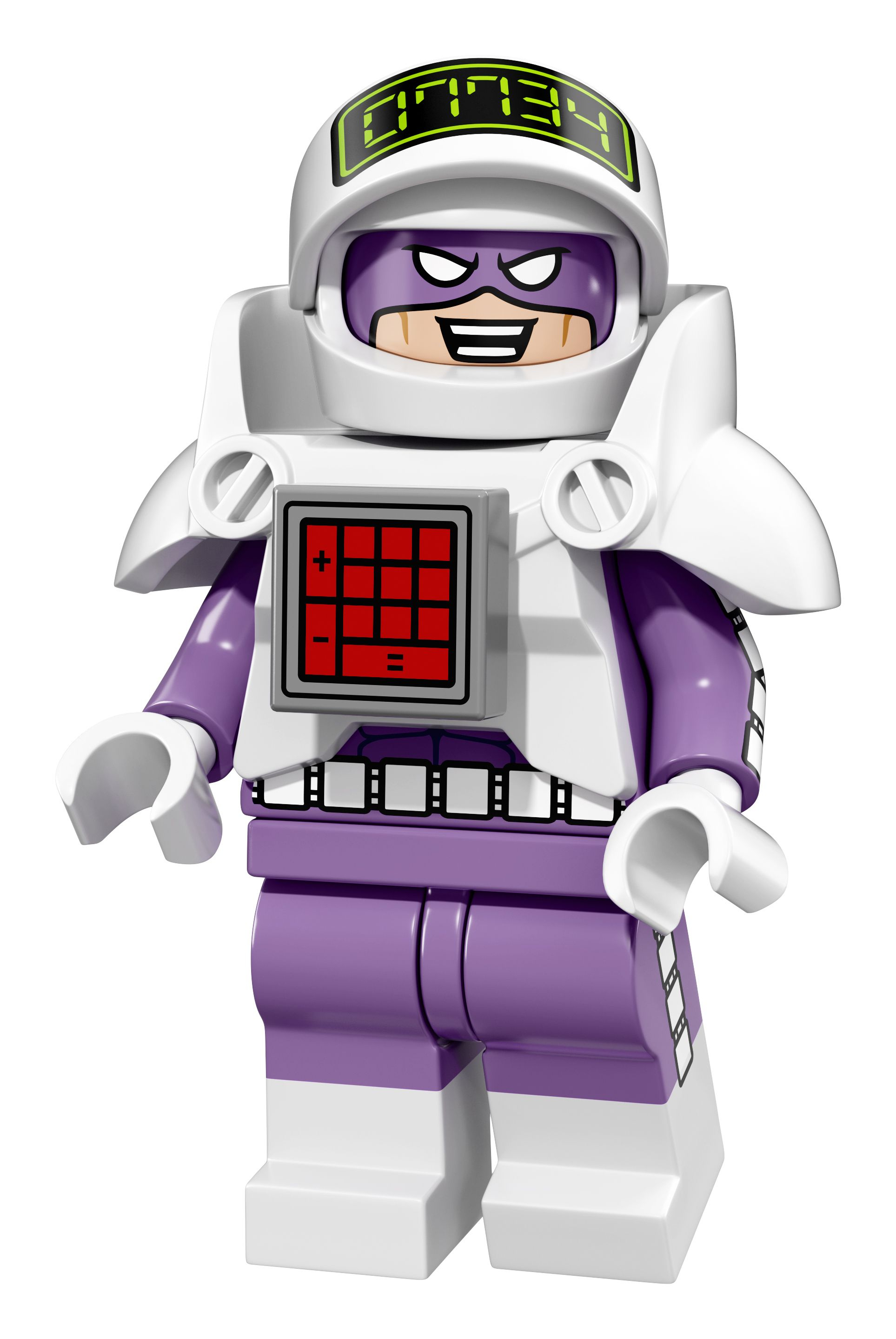 LEGO NEW BATMAN MOVIE SERIES Evil Orca MINIFIGURE 71017 FIGURE