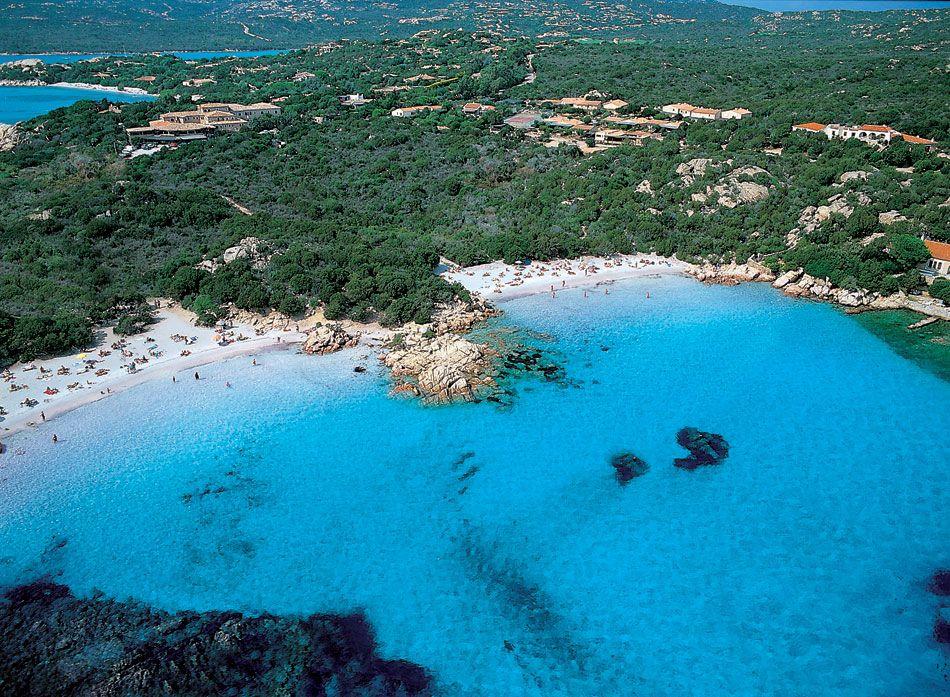 Spiaggia di Capriccioli, Costa Smeralda, Sardegna
